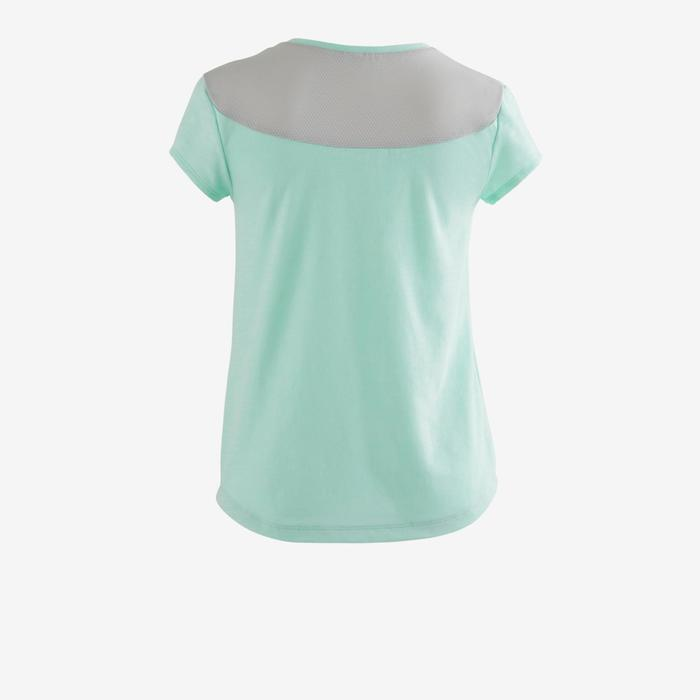 T-Shirt 500 manches courtes Gym Fille - 1502166