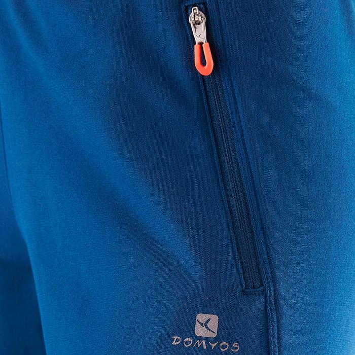 Gymbroek S900 voor meisjes slim fit blauw