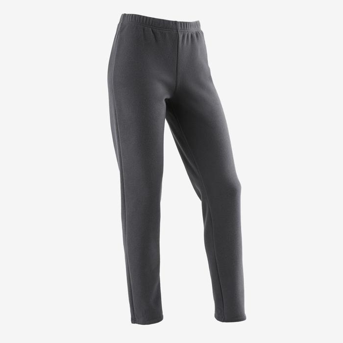 Survêtement chaud zippé imprimé Gym fille Warm'y Zip - 1502254