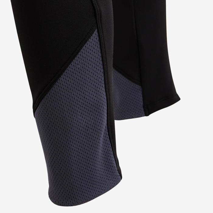 Gymbroek S900 voor meisjes zwart