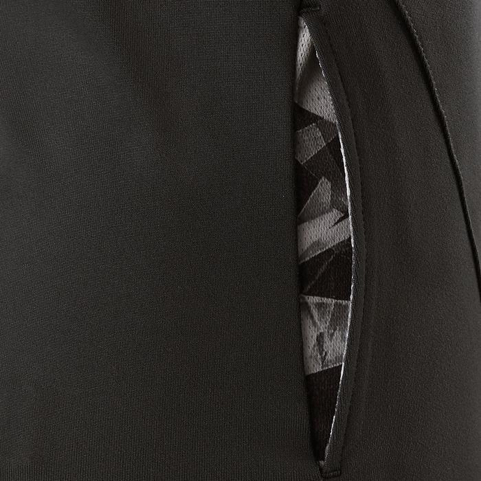 Veste zippée capuche Gym Energy fille - 1502306