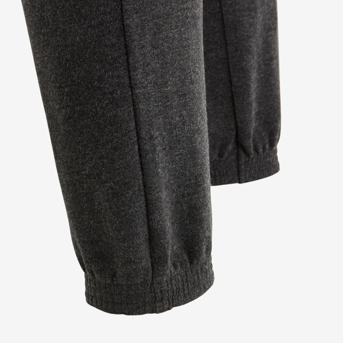 Gymbroek 100 voor meisjes grijs