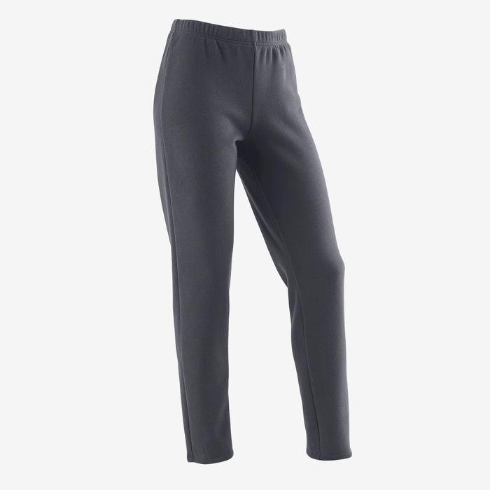 Jogginganzug Warm'y Zip 100 Kinder grau