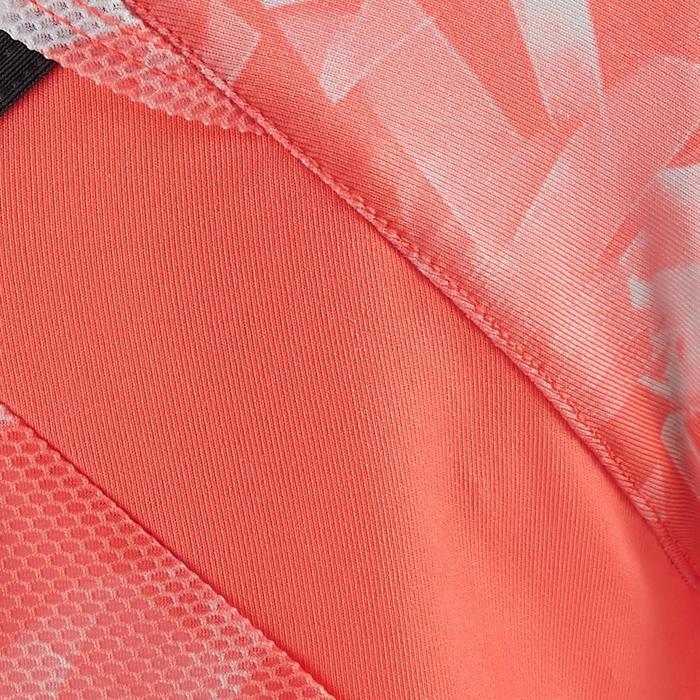 T-Shirt manches courtes S900 Gym Fille imprimé - 1502377