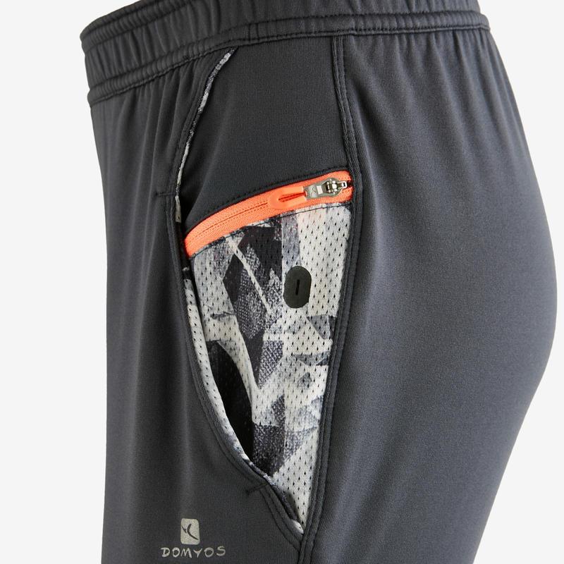Pantalon S900 Gym fille gris