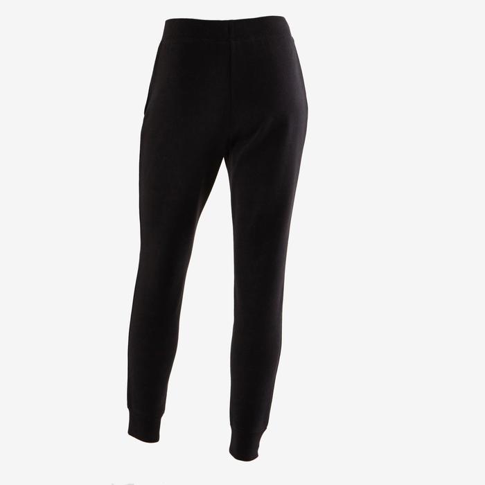 Pantalon molleton 500 Gym fille imprimé - 1502436