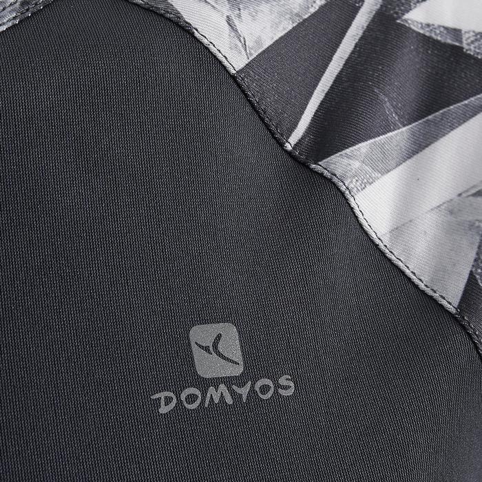 T-Shirt manches courtes S900 Gym Fille imprimé - 1502449