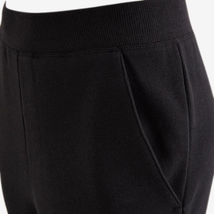 Pantalon molleton 500 Gym fille imprimé - 1502454