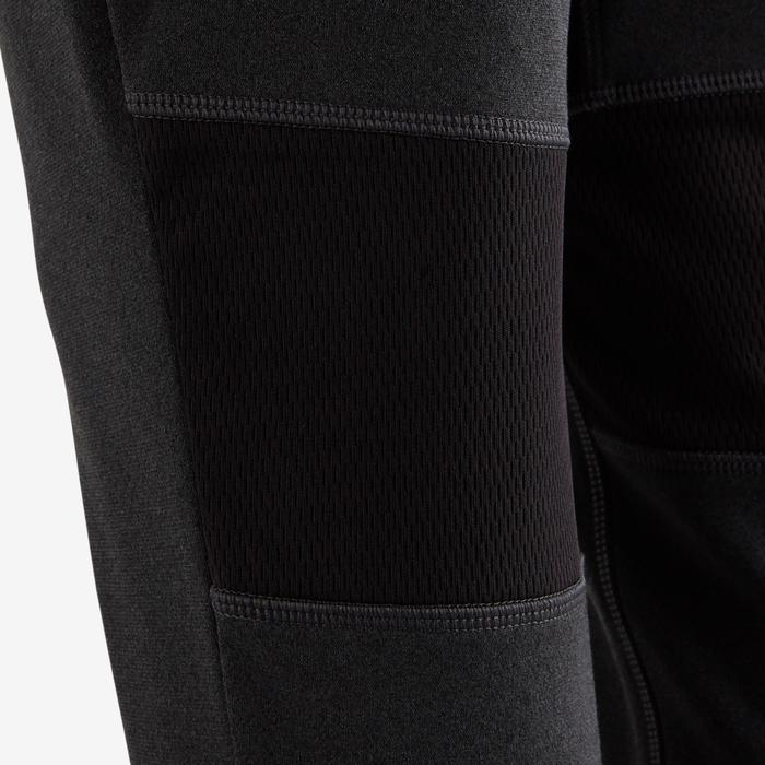 Pantalon 980 chaud slim Gym garçon poches imprimé marine - 1502483