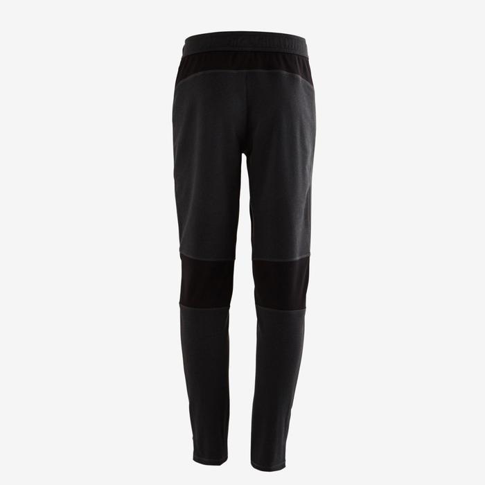 Pantalon 980 chaud slim Gym garçon poches imprimé marine - 1502492