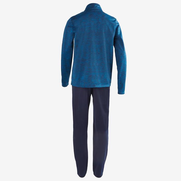 Trainingsanzug S500 Gym'Y Gym Kinder blau