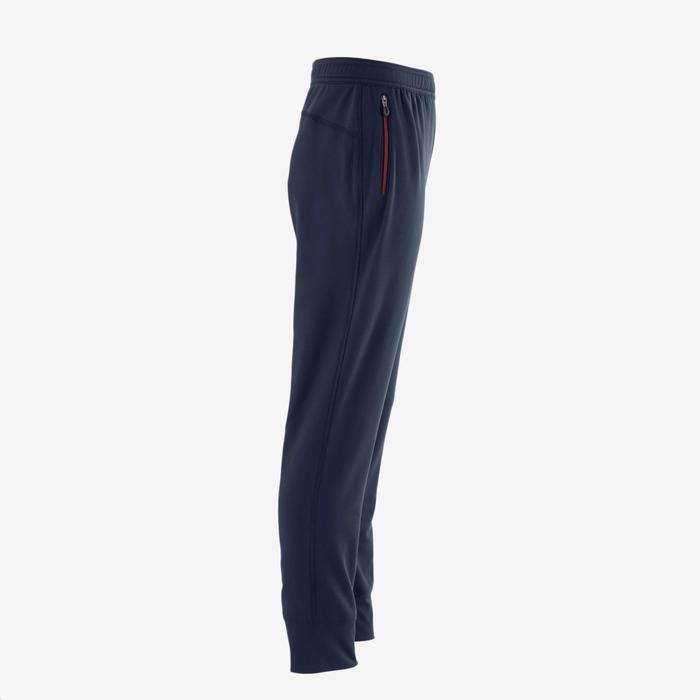 Gymbroek S900 voor jongens marineblauw