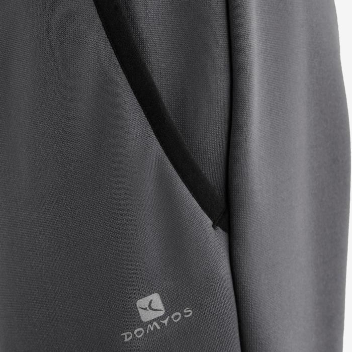 Gymbroek S500 voor jongens grijs