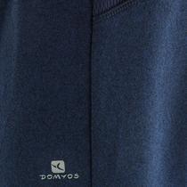 5fed0cc8676 Pantalón slim S900 Gimnasia niño azul rojo