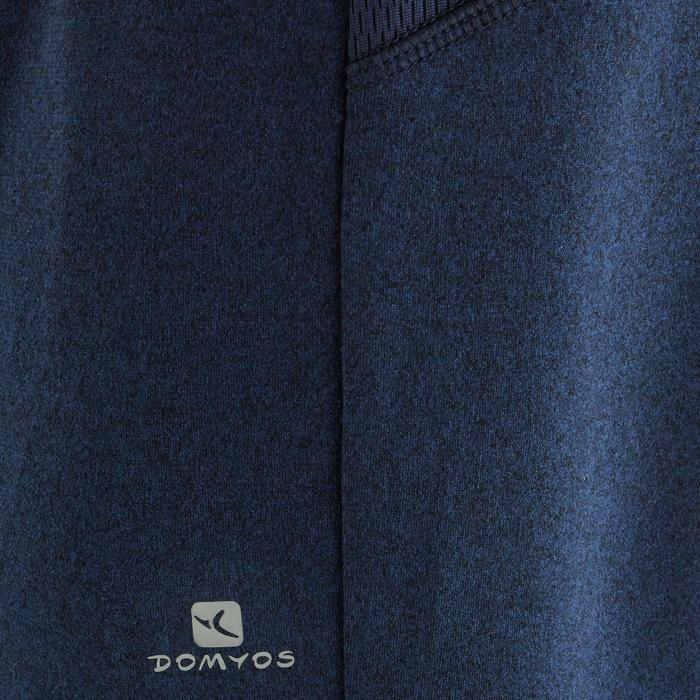 Pantalon 980 chaud slim Gym garçon poches imprimé marine - 1502632
