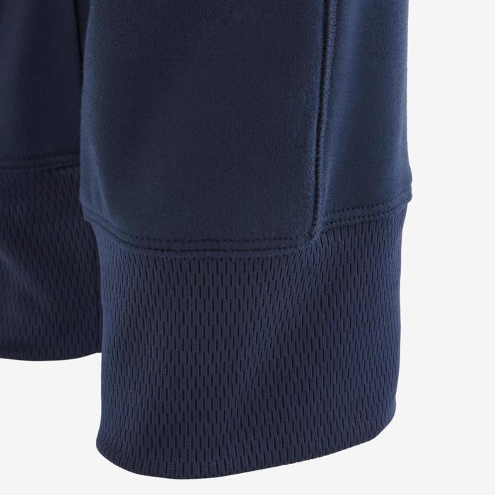 Pantalon S900 Gym garçon imprimé bleu foncé - 1502641