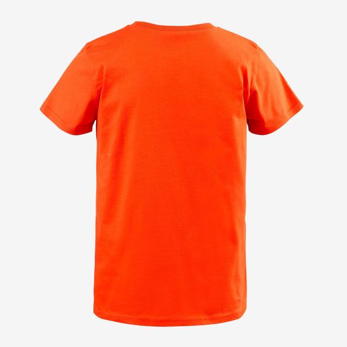 T-Shirt manches courtes 100 Gym garçon imprimé - 1502657