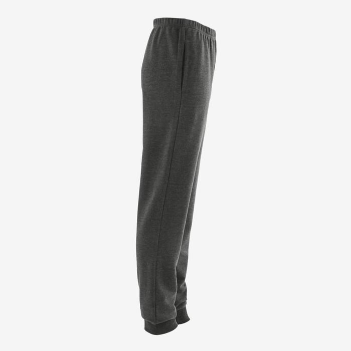 Pantalón 100 Gimnasia niño gris
