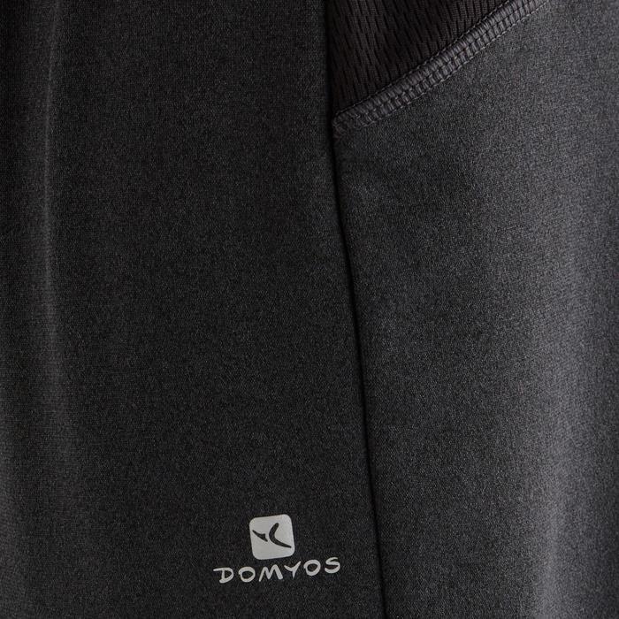Pantalon 980 chaud slim Gym garçon poches imprimé marine - 1502679