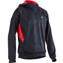 Sweat capuche S900 Gym garçon
