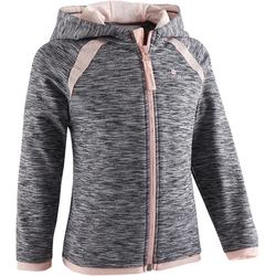 Veste Baby Gym S500 Gris/Rose