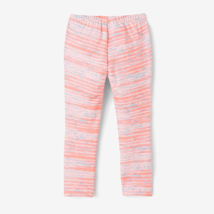 Legging S500 voor kleutergym roze
