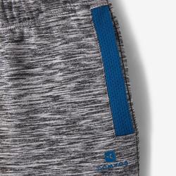 Broek S500 voor kleutergym grijs/blauw