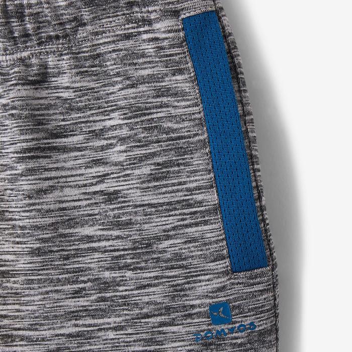 Trainingshose S500 Babyturnen grau/blau