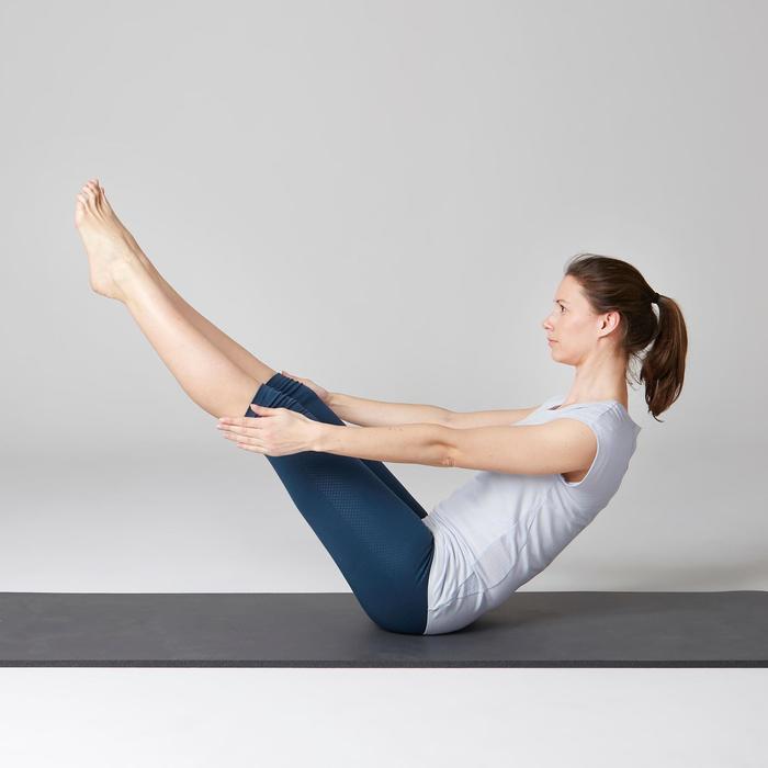 Corsaire 900 slim Gym Stretching & Pilates femme bleu foncé - 1502996