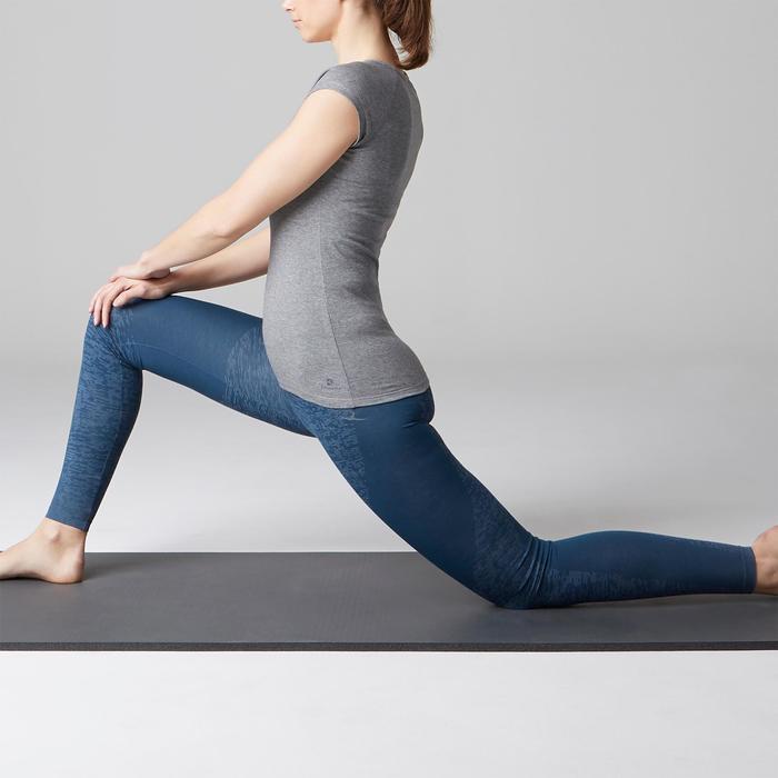 Legging FIT+ 500 slim Gym Stretching femme AOP - 1503115