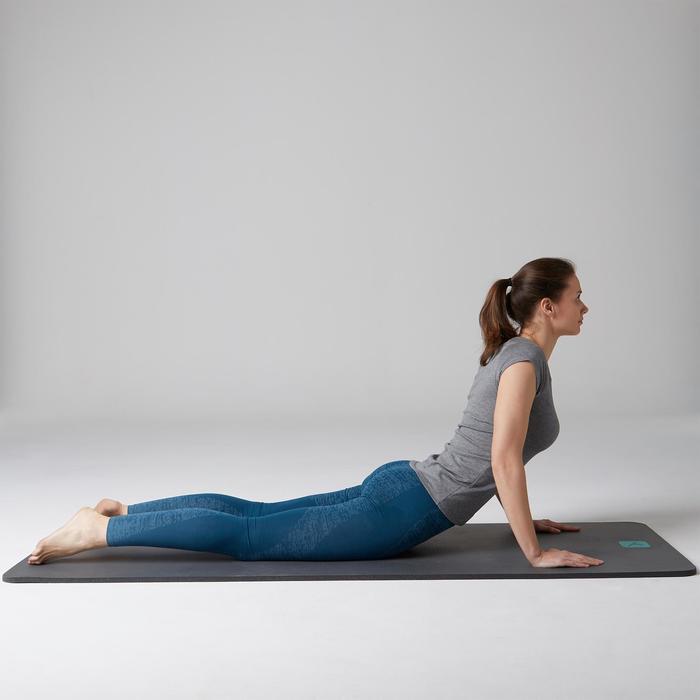 Legging FIT+ 500 slim Gym Stretching femme AOP - 1503140