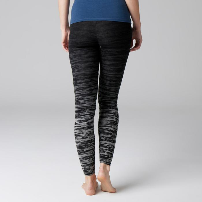 Legging FIT+ 500 slim Gym Stretching femme AOP - 1503151