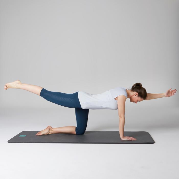 Corsaire 900 slim Gym Stretching & Pilates femme bleu foncé - 1503156