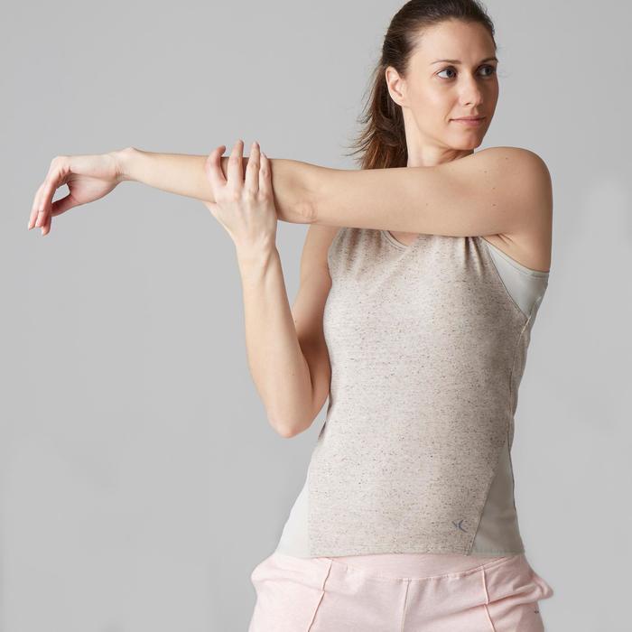 Top 520 Gym Stretching Damen graumeliert