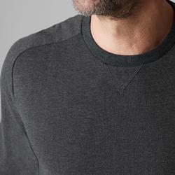 Men's Sweatshirt 500 - Dark Grey