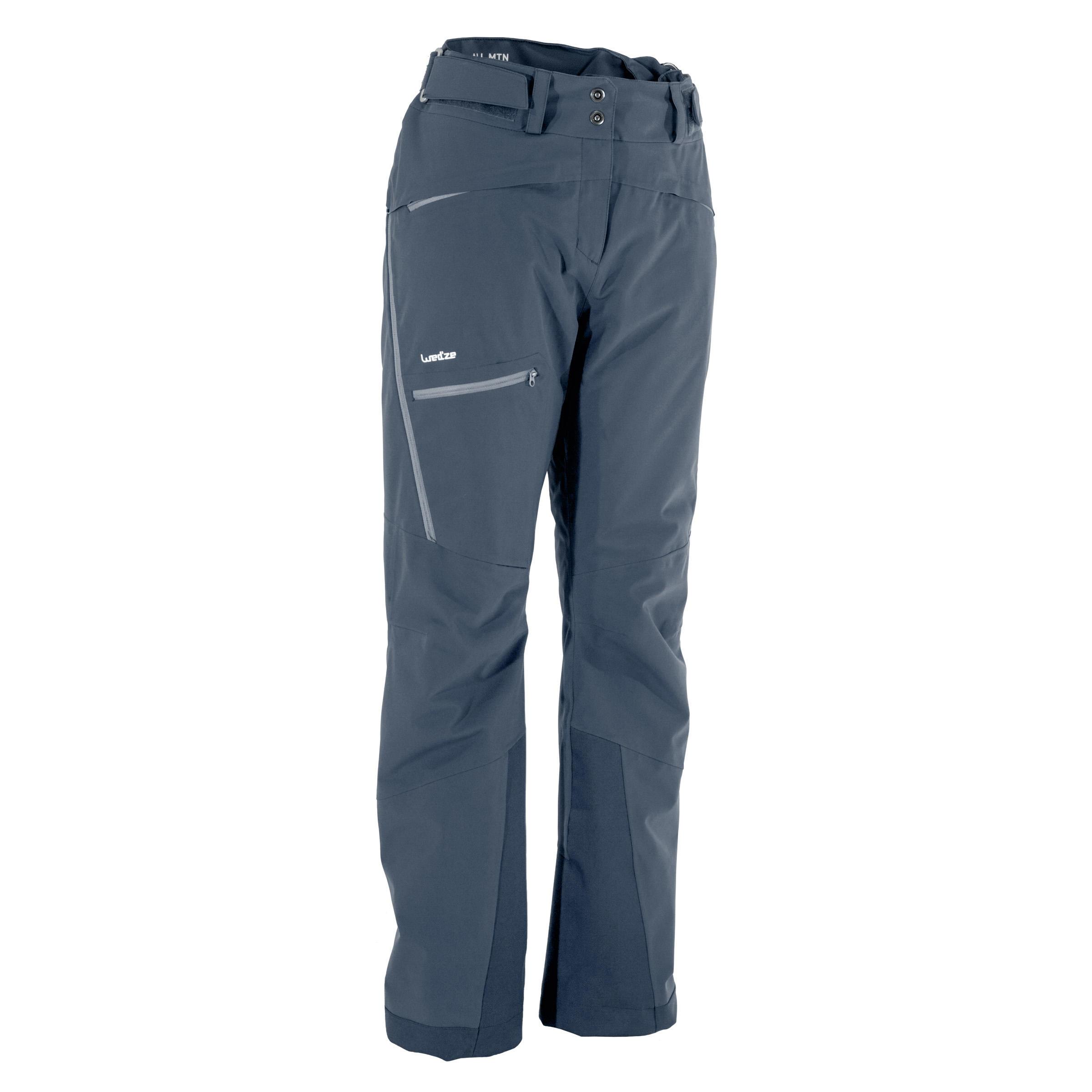 Skihose Allmountain 900 Damen blau | Sportbekleidung > Sporthosen > Skihosen | Blau | Wed'ze