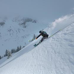 Skijacke 3-in-1 Freeride SFR 900 Herren grau