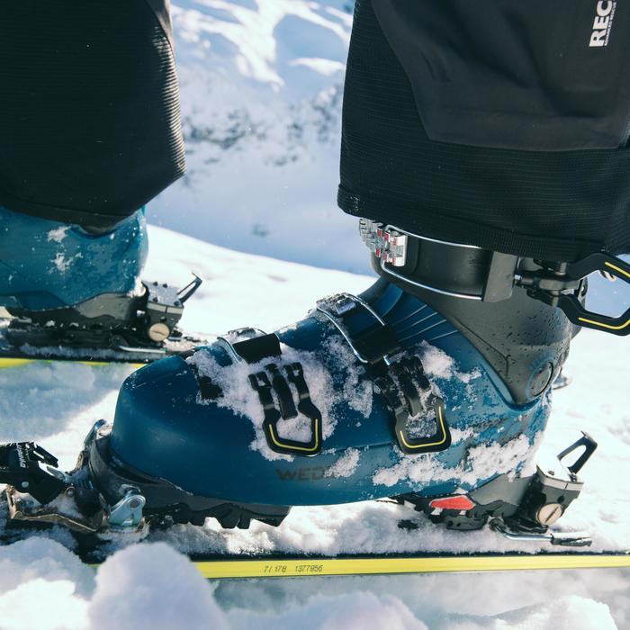 Skischuhe Fit 900 Erwachsene blau