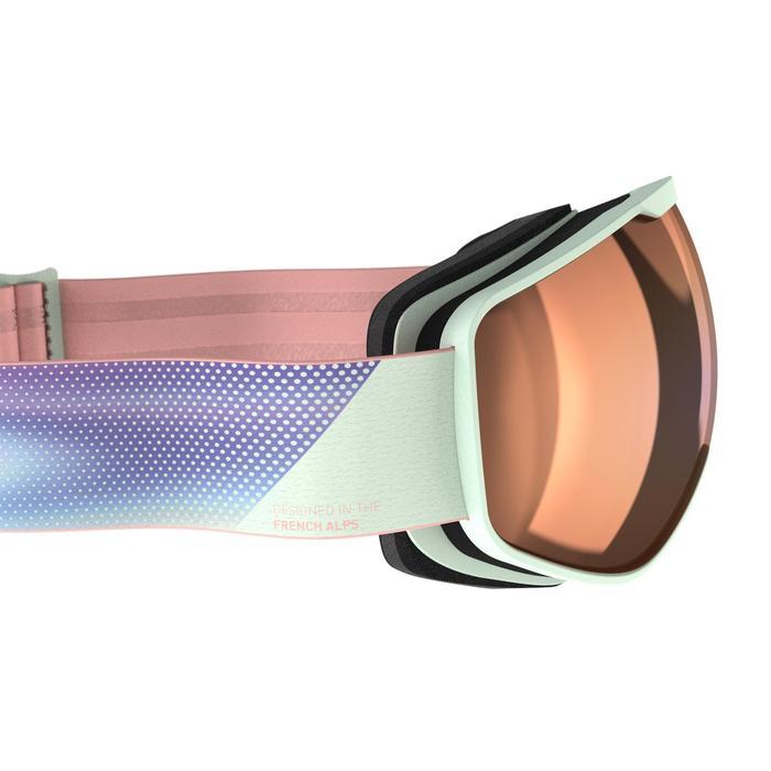 Skibrille / Snowboardbrille G 540 S3 Damen/Kinder Schönwetter blau