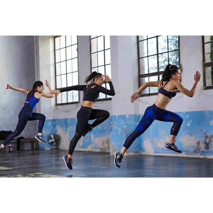 Legging 7/8 fitness cardio-training femme 900 - 1503576