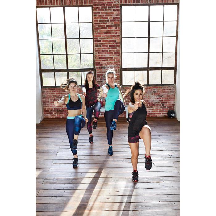 Débardeur fitness cardio femme 500 Domyos - 1503592