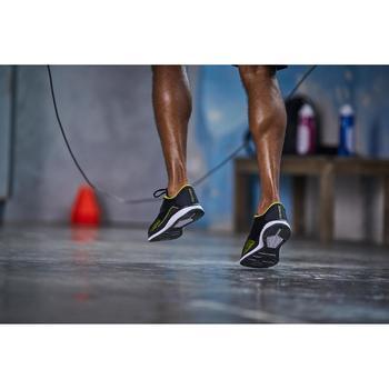 Chaussures fitness cardio-training 500 homme noir et - 1503657