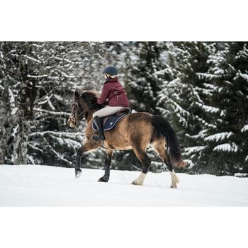 Winter-Reithose Kipwarm wasserdicht atmungsaktiv Damen beige