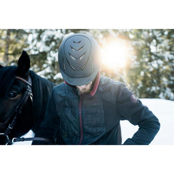 Casque équitation 500 - 1504268