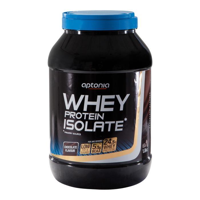 Eiwitten Whey 9 chocolade 1,8 kg