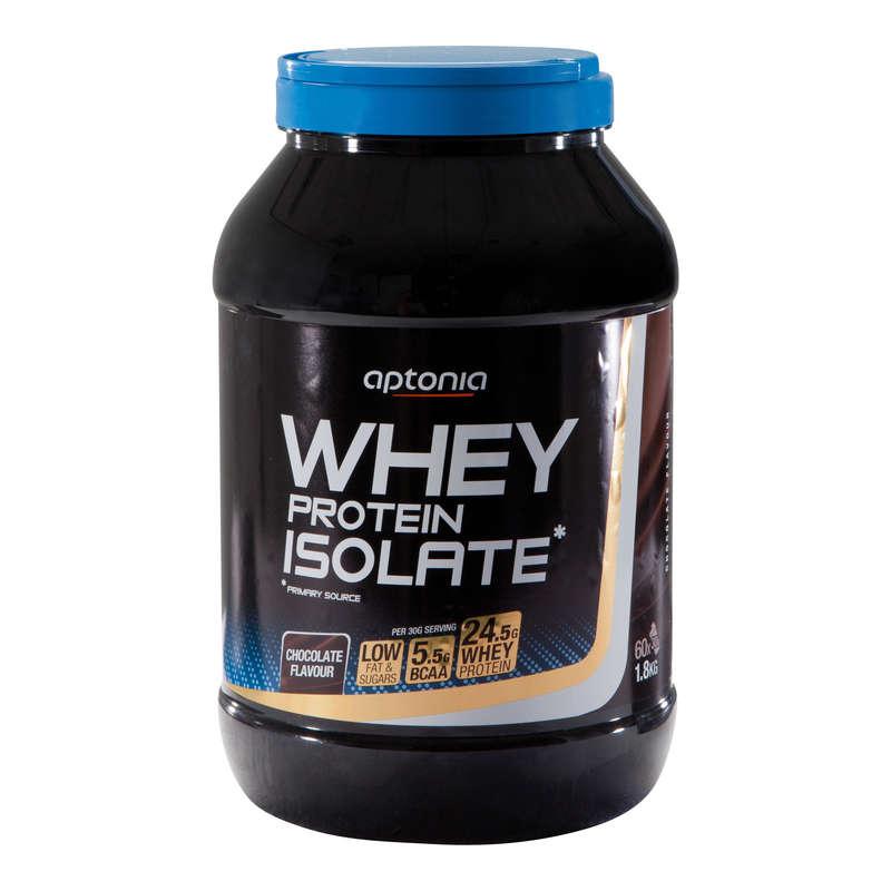 PROTEINE ȘI SUPLIMENTE ALIMENTARE - Proteine Whey 9 Ciocolată1.8kg DOMYOS