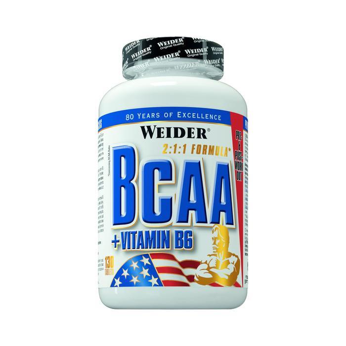 BCAA 130 Capsules - 1504329
