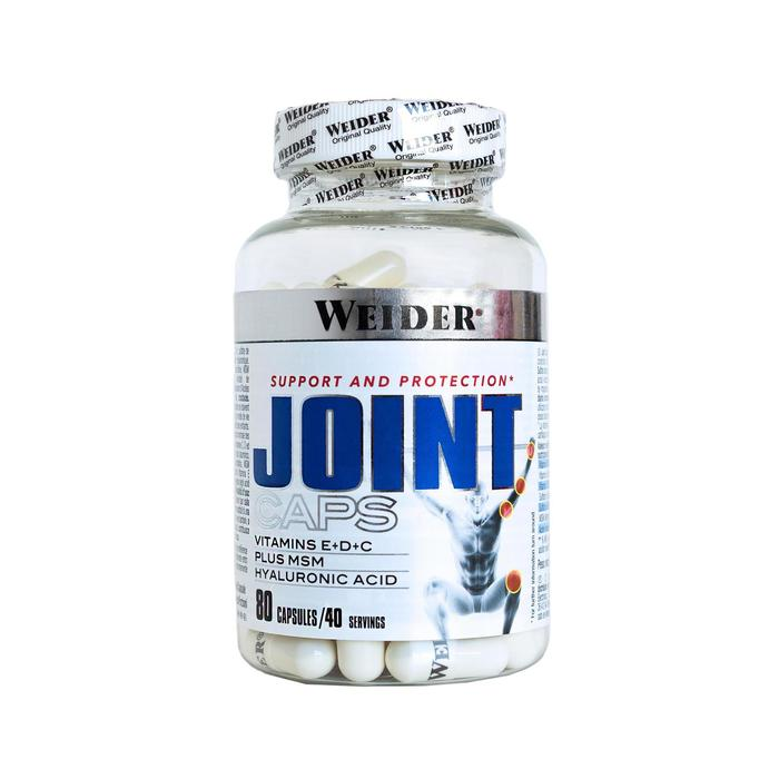 Joint caps WEIDER 80 caps