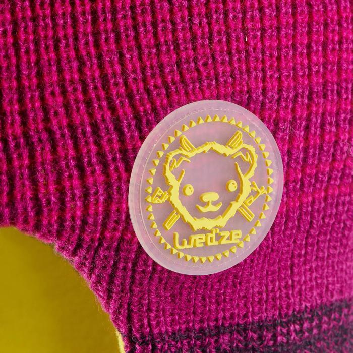 Peruaanse skimuts Kid beertje roze