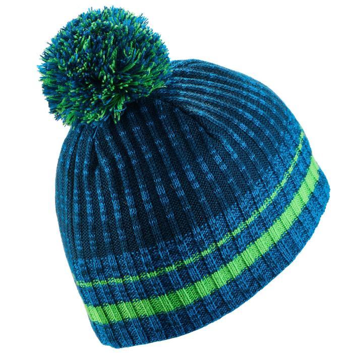 Skimütze RIB Kinder grün/blau